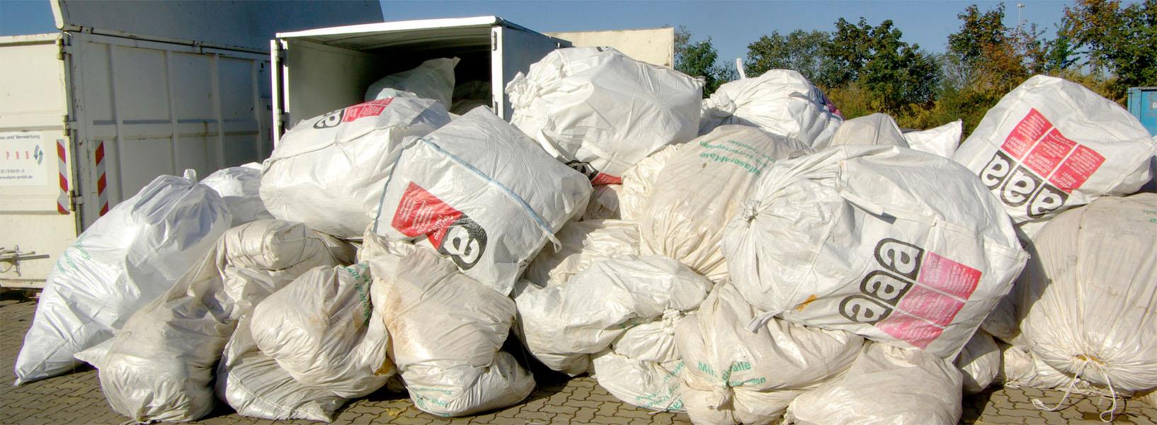 Favorit WAS - Wolfsburger Abfallwirtschaft und Straßenreinigung - Asbest JG79